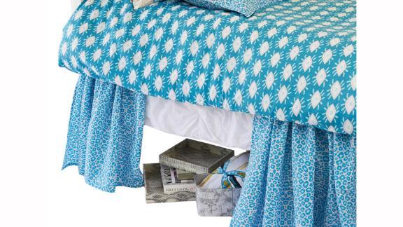 LeighDeux Curtain Call Bed Skirt