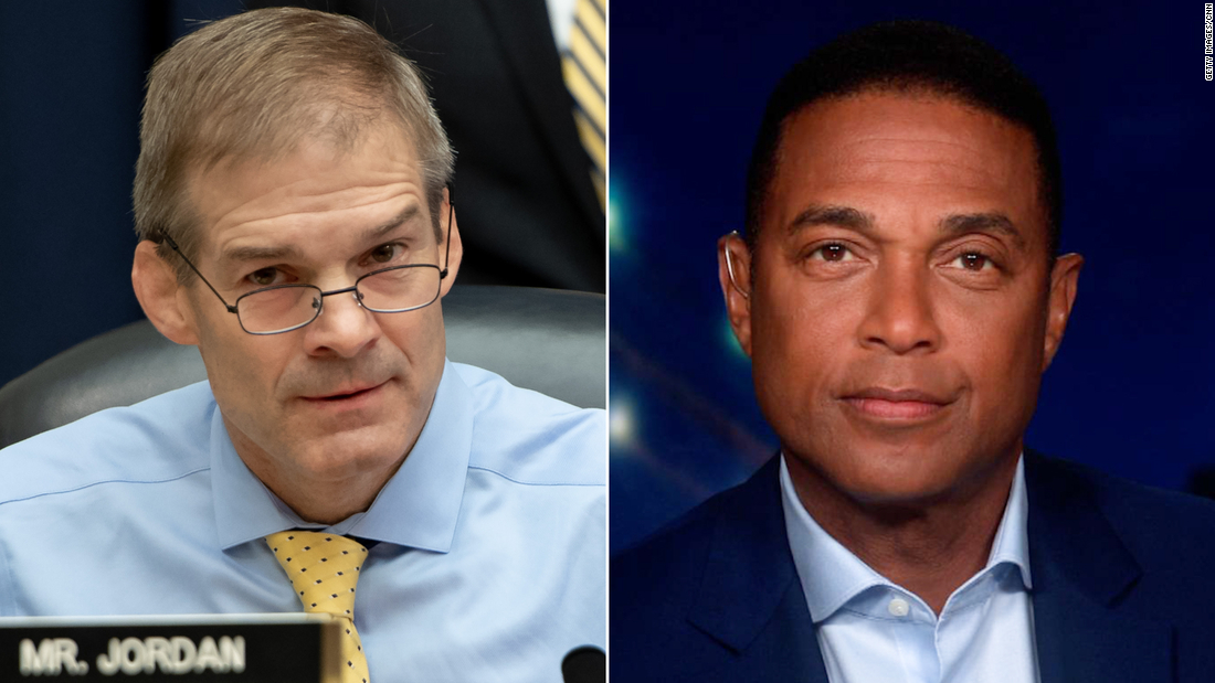 Don Lemon on Jim Jordan: Does this guy seem nervous to you? - CNN Video