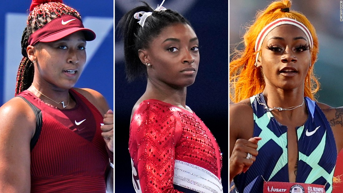 The meme that ties these three athletes together