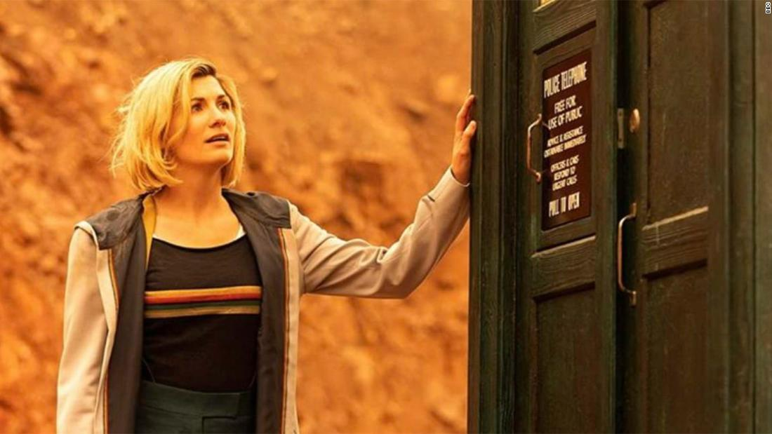 First female Doctor Who will step down next year