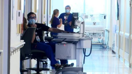 Baton Rouge Children's Hospital se acerca a su capacidad máxima, se prepara para un aumento en los casos de Covid antes del año escolar