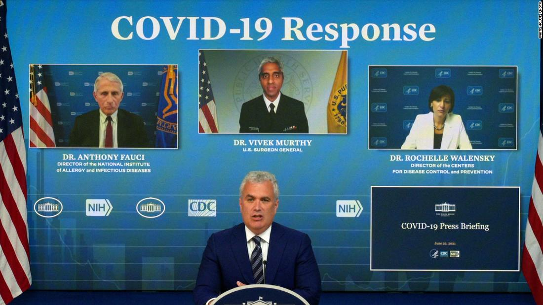 Analysis: WH dominance of pandemic message might feed political divides