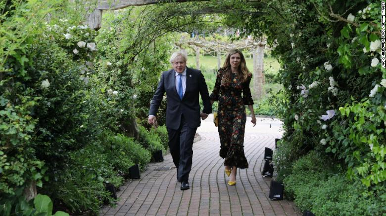 Carrie and Boris Johnson are expecting a second baby after miscarriage heartbreak