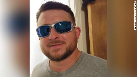 Brett McCall murió el 26 de julio después de contraer Covid-19 alrededor del 4 de julio.