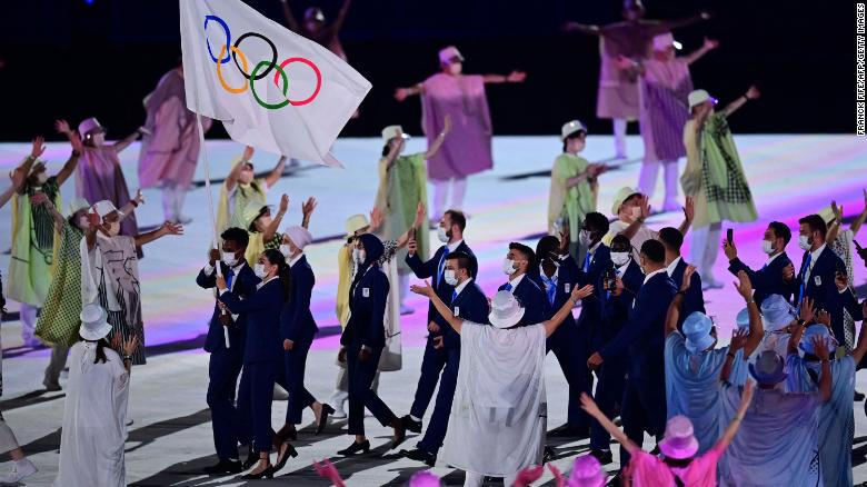 Why the Refugee Olympic Team feels more relevant than ever: 'We've all lived through collective exile'
