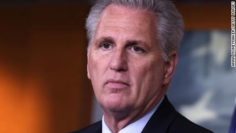 What's behind McCarthy's veiled threat over Jan. 6 probe?