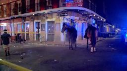 Bourbon Avenue taking pictures: 5 wounded in New Orleans taking pictures, police say