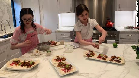 Get your kids to start cooking at home