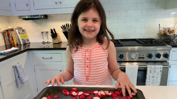 Roasting radishes can be more fun -- and less bitter -- than eating them raw.