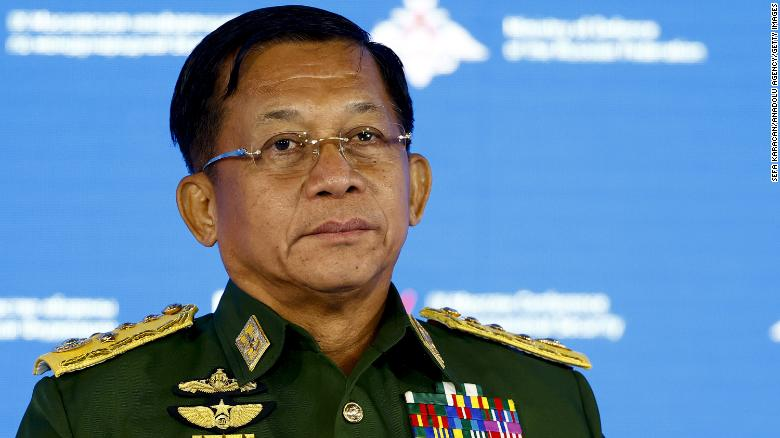 Myanmar's military ruler declares himself Prime Minister, pledges to hold elections by 2023