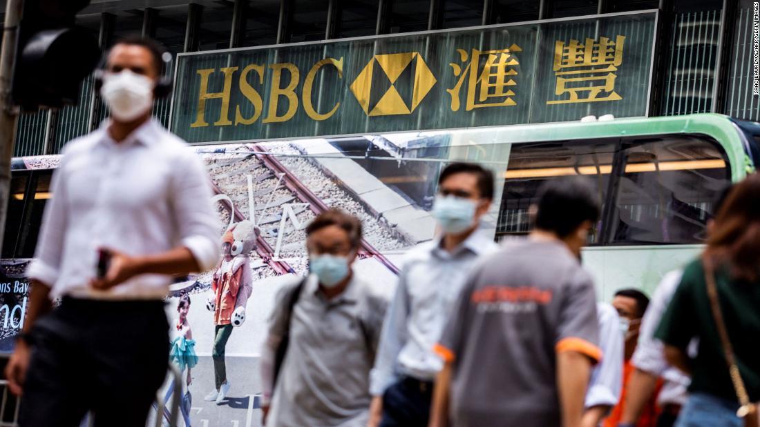 HSBC brings back dividend as profit more than doubles