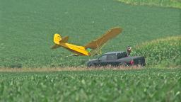 Feminine pilot useless, one other injured following aircraft crash close to Hartford Municipal Airport