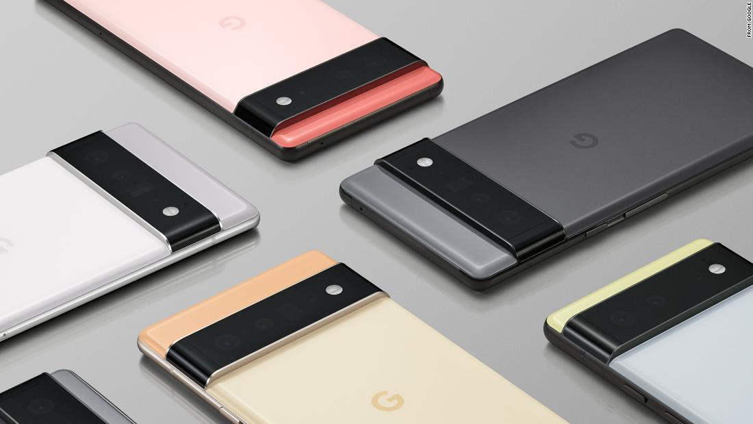 Pixel 6 and Pixel 6 Pro mark new smartphone era for Google
