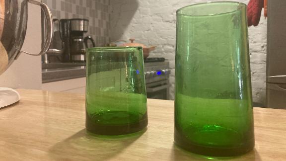 Revival Moroccan Glass