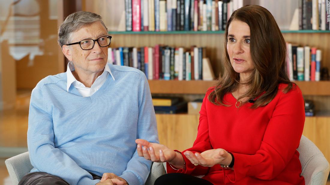 Bill and Melinda Gates have finalized their divorce