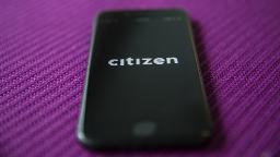 Citizen, real-time crime alert app, is now selling access to its on-demand safety agents