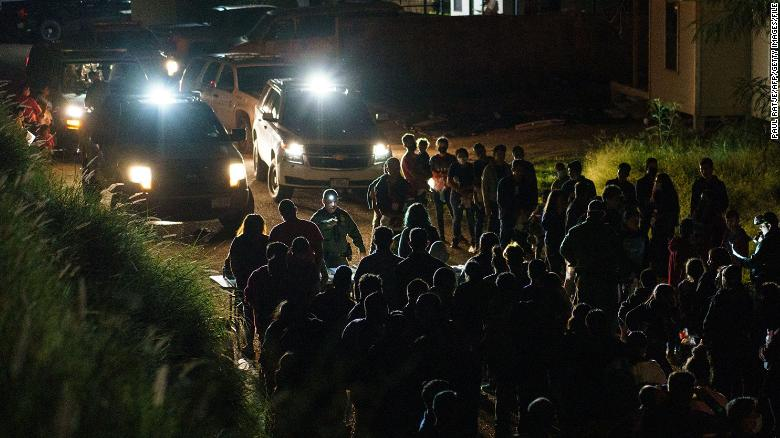 US encounters 'unprecedented' number of migrants at southern border, Homeland Security chief says