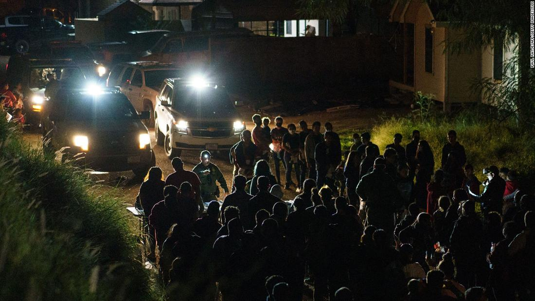 US-Mexico border arrests remain at highest level in decades amid hottest summer weeks