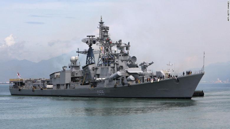 India to deploy naval task force into South China Sea and beyond