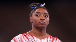 Simone Biles reveals her aunt unexpectedly died throughout the Olympics