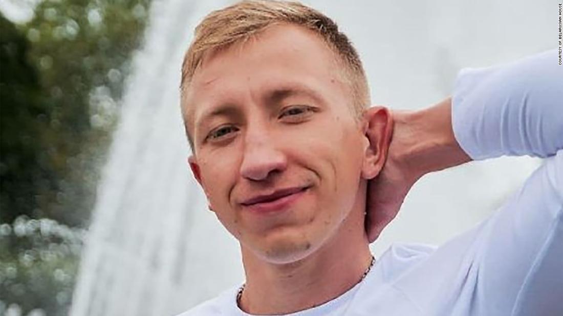 Head of Belarusian exile group found dead in Kiev