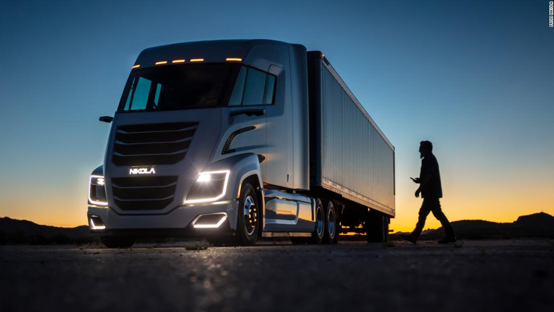 Photo of Nikola says its legal woes are over. But now it's dogged by parts shortages