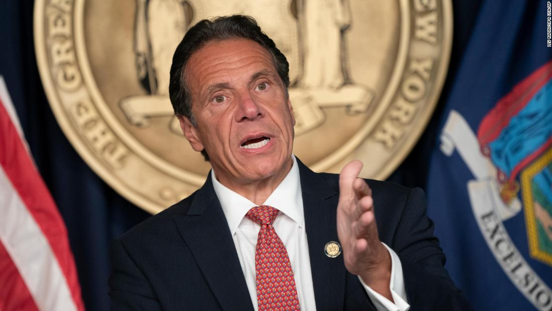 Andrew Cuomo sexually harassed multiple women, state attorney general report says