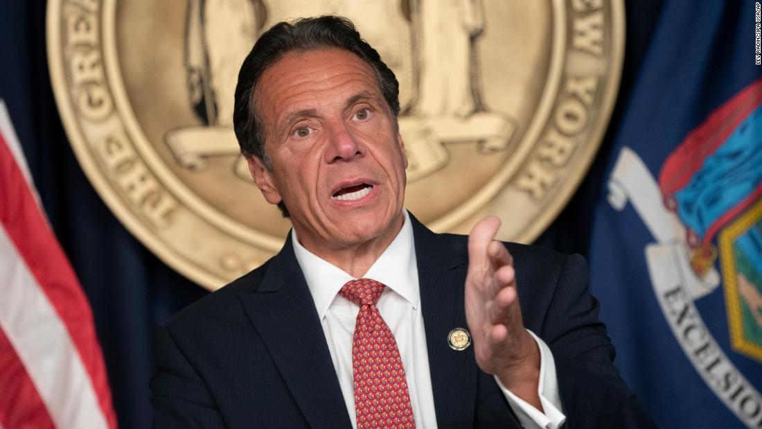 Current Status: New York Gov. Andrew Cuomo sexually harassed multiple women, state attorney general report says