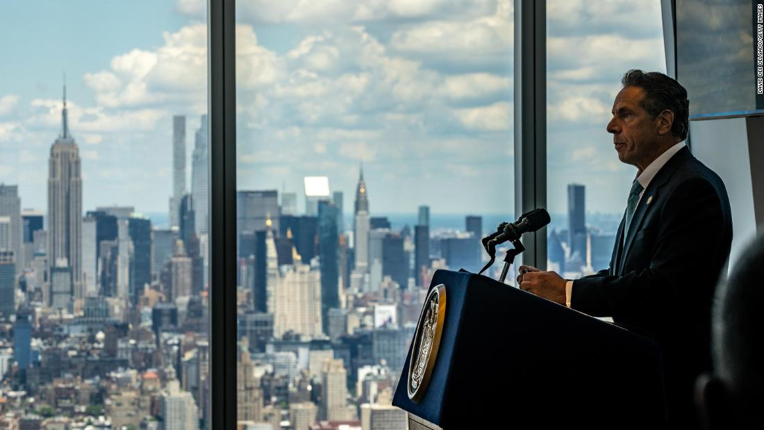READ: NY AG report into harassment allegations against Cuomo