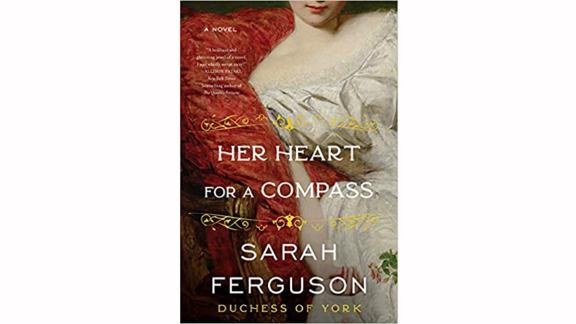 "Sarah Ferguson's ""Heart for Compass"""