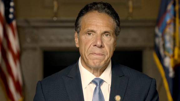 Image for Gov. Cuomo denies NY attorney general's report that he sexually harassed women