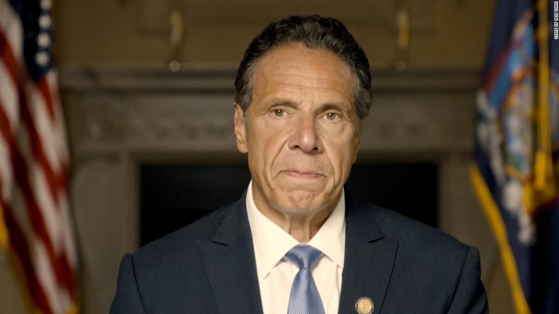 Special investigators describe disturbing actions by NY Gov.