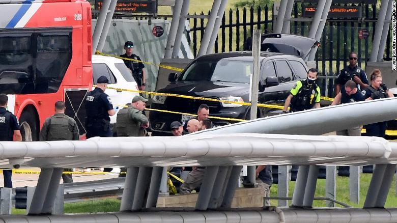 Suspect in Pentagon attack identified as Austin William Lanz of Georgia