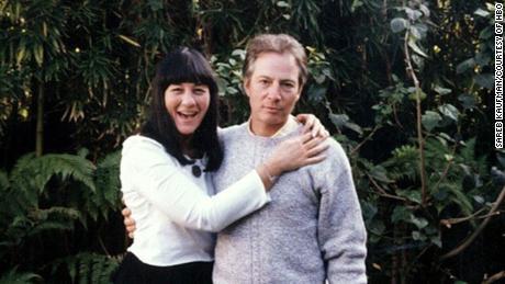 Susan Berman e Robert Durst desde meados da década de 1990.