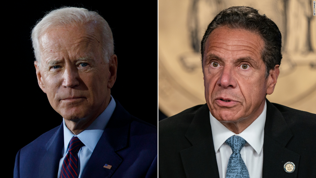 Biden calls on New York Gov. Cuomo to resign over investigation's findings on sexual harassment
