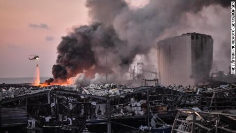 Un an après l'explosion de Beyrouth, les survivants sont toujours en deuil, toujours en colère et attendent toujours justice