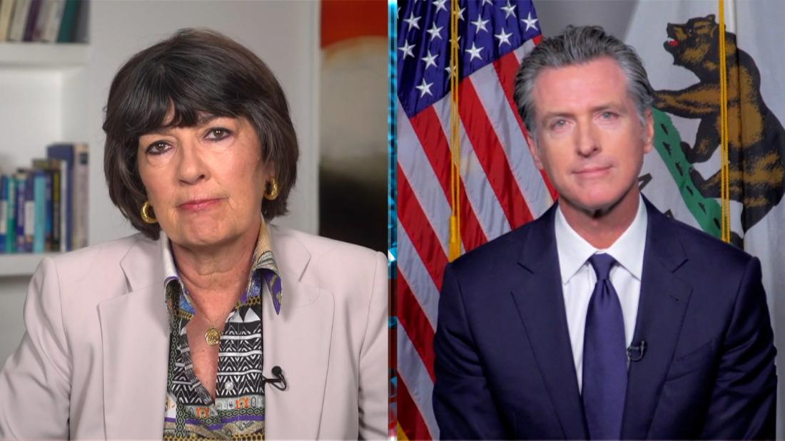 'Where the hell have they been?': California governor blasts pundits