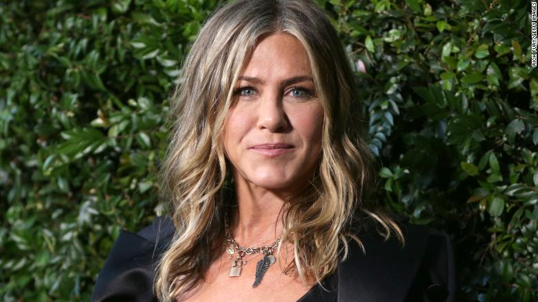 Jennifer Aniston on vaccines: 'A lot of opinions don't feel based in anything except fear'