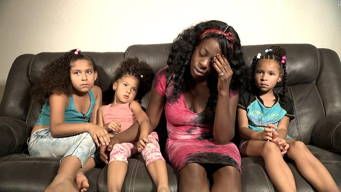 More than $170K raised in 24 hours for mother and three kids facing eviction