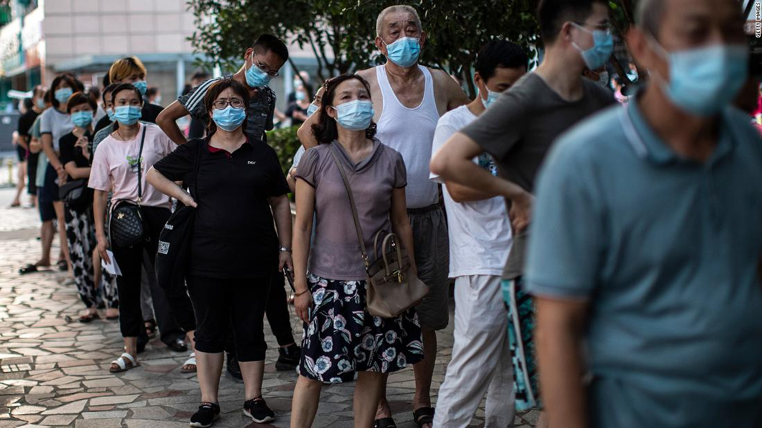 China's spiraling Delta variant outbreak hits Wuhan, prompting mass testing of 11 million residents