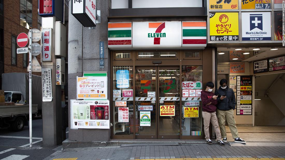 Japan's incredible convenience stores thrust into the Olympic spotlight