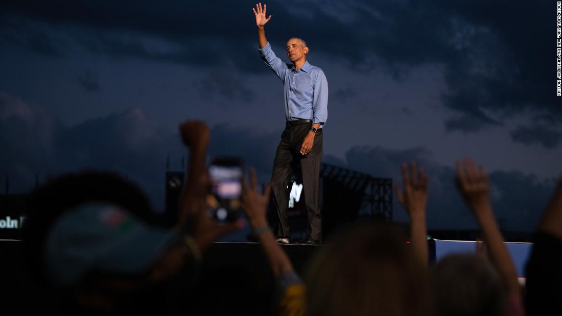 Obama scales back big birthday bash amid Covid worries