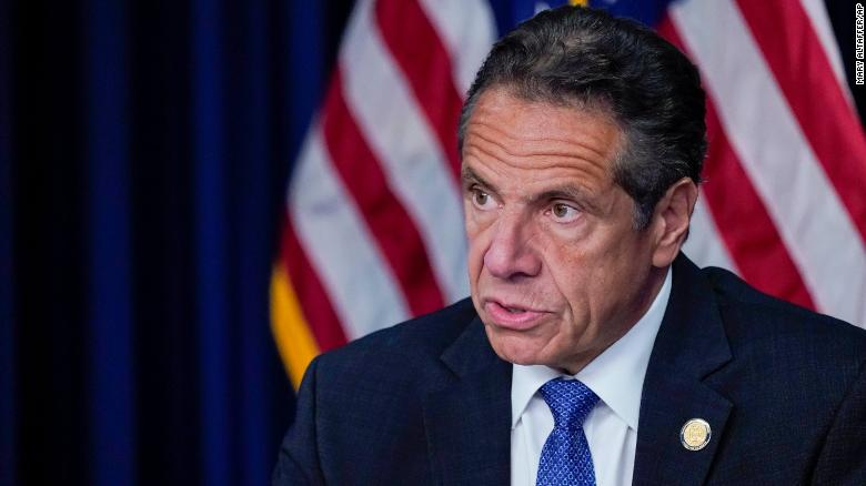 Cuomo's fight to stay in office runs into a wave of Democratic defections