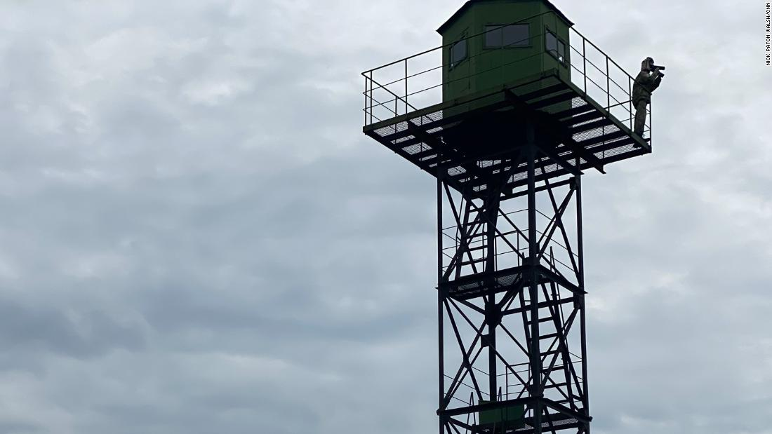Four bodies found on Polish-Belarus border as spat over migrant crisis worsens