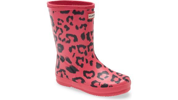 Hunter First Classic Waterproof Rain Boots