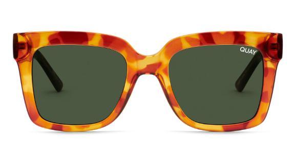 Quay Australia Icy 51mm Gradient Square Sunglasses