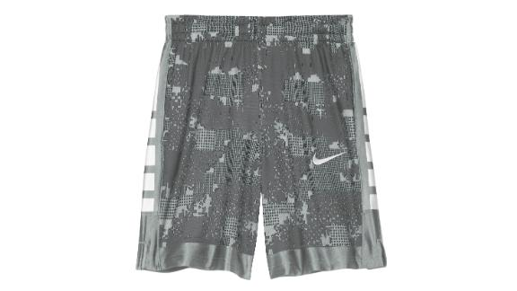 Nike Kids' Elite Basketball Shorts