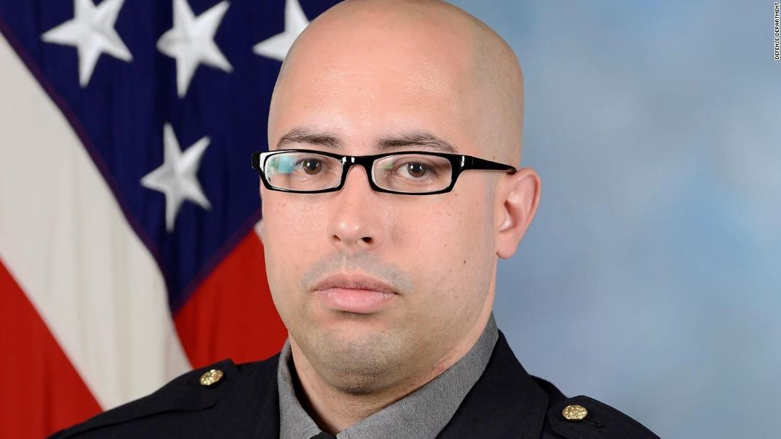 Pentagon identifies police officer killed in attack outside Pentagon metro station