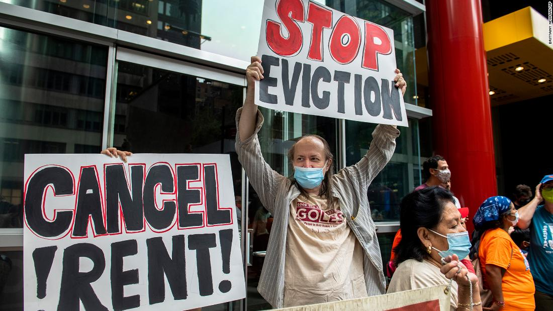 Renters are rejoicing now that eviction ban has been extended. What you need to know