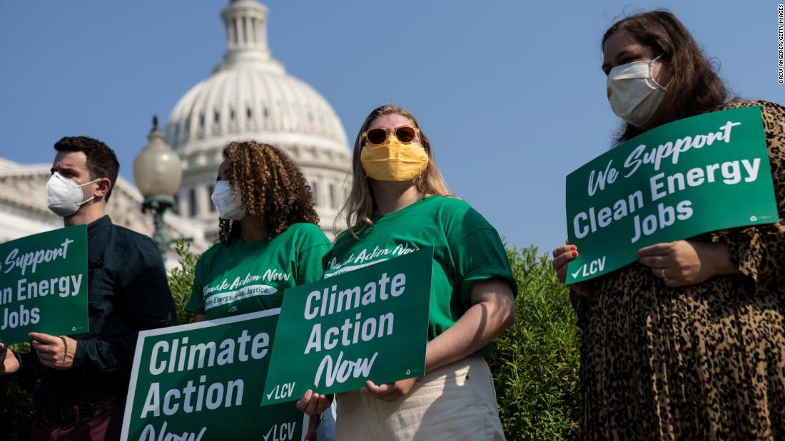 Environment groups plan pro-climate pressure campaign during August recess